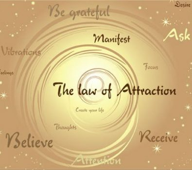 Interview with the law of attraction