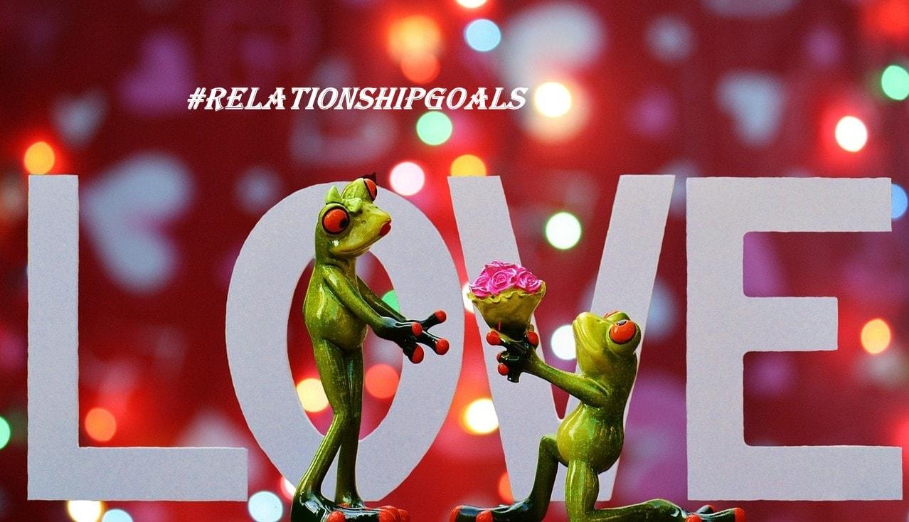 real relationship goals