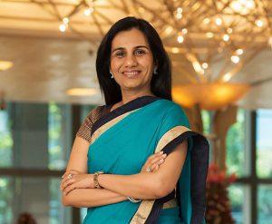 successful women entrepreneurs chanda kochar