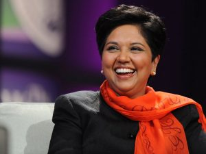 successful women entrepreneurs indra nooyi