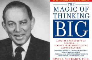 lessons from the book magic of thinking big