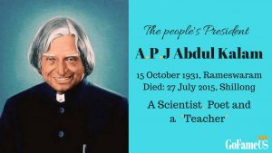 apj abdul kalam thoughts