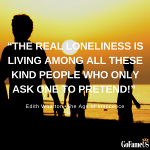 quotes on kindness by Edith Wharton