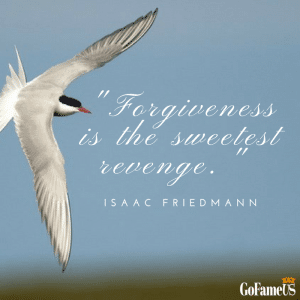 quotes on forgiveness by Isaac Friedmann