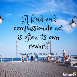 quotes on kindness by William John Bennett
