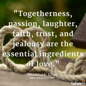 Quotes on togetherness in love