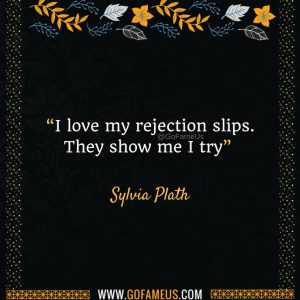 dealing and overcoming rejection quotes