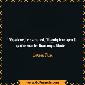 loner quotes with images