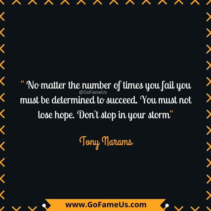 30 Best Quotes About Self Determination And Perseverance Gofameus