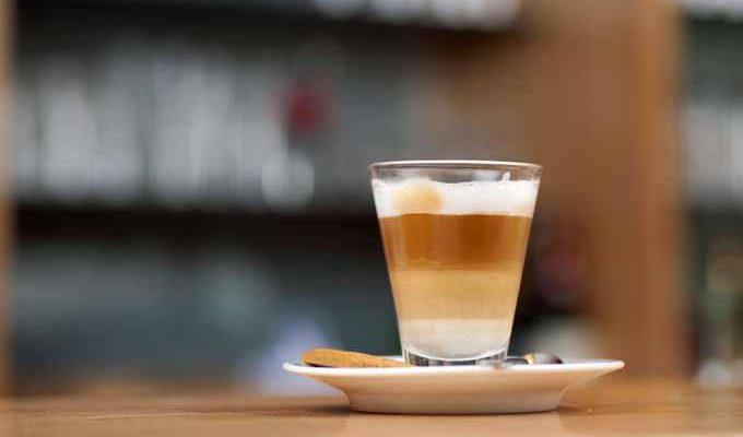 Cappuccino vs Latte
