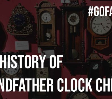 The History of Grandfather Clock Chimes