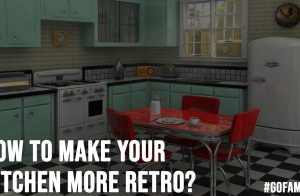 How to Make Your Kitchen More Retro