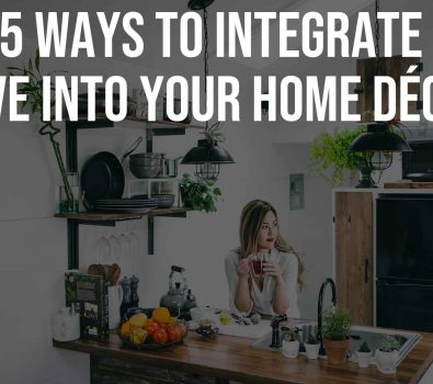 5 Ways to Integrate Love into Your Home Decor